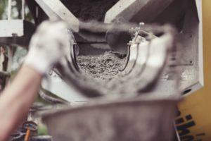 Pobór próbek cementu i kruszyw
