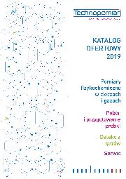 Katalog ofertowy 2019 Technopomiar