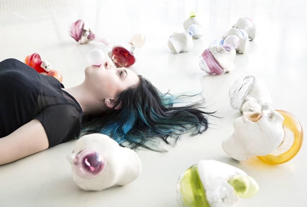 Galeria Sztuki Współczesnej Arttrakt, Kristina Ligacowa,