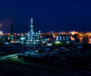 Przemysł rafineryjny i petrochemiczny