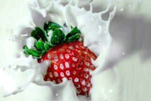 Pobór próbek mleka