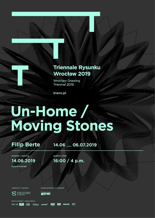 Un-Home Moving Stones Arttrakt