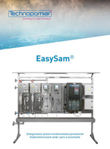EasySam karta katalogowa Technopomiar