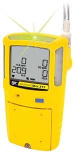 GasAlert Max XT II Honeywell BW Technologies
